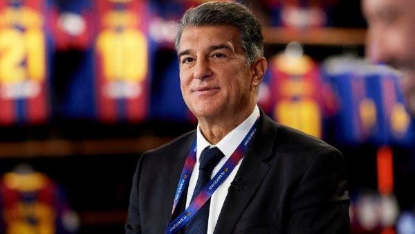 Joan Laporta Messi