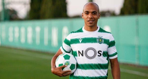 Joao Mario Sporting