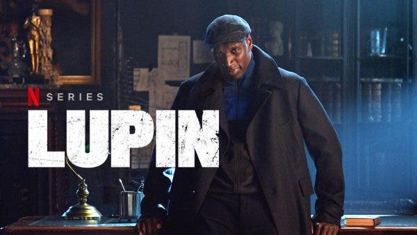 Omar Sy Lupin