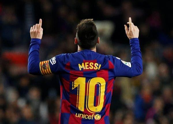 amigos Messi