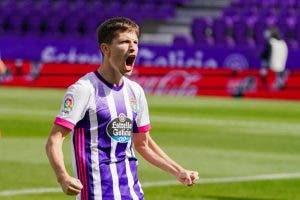 Toni Villa sin minutos en Valladolid