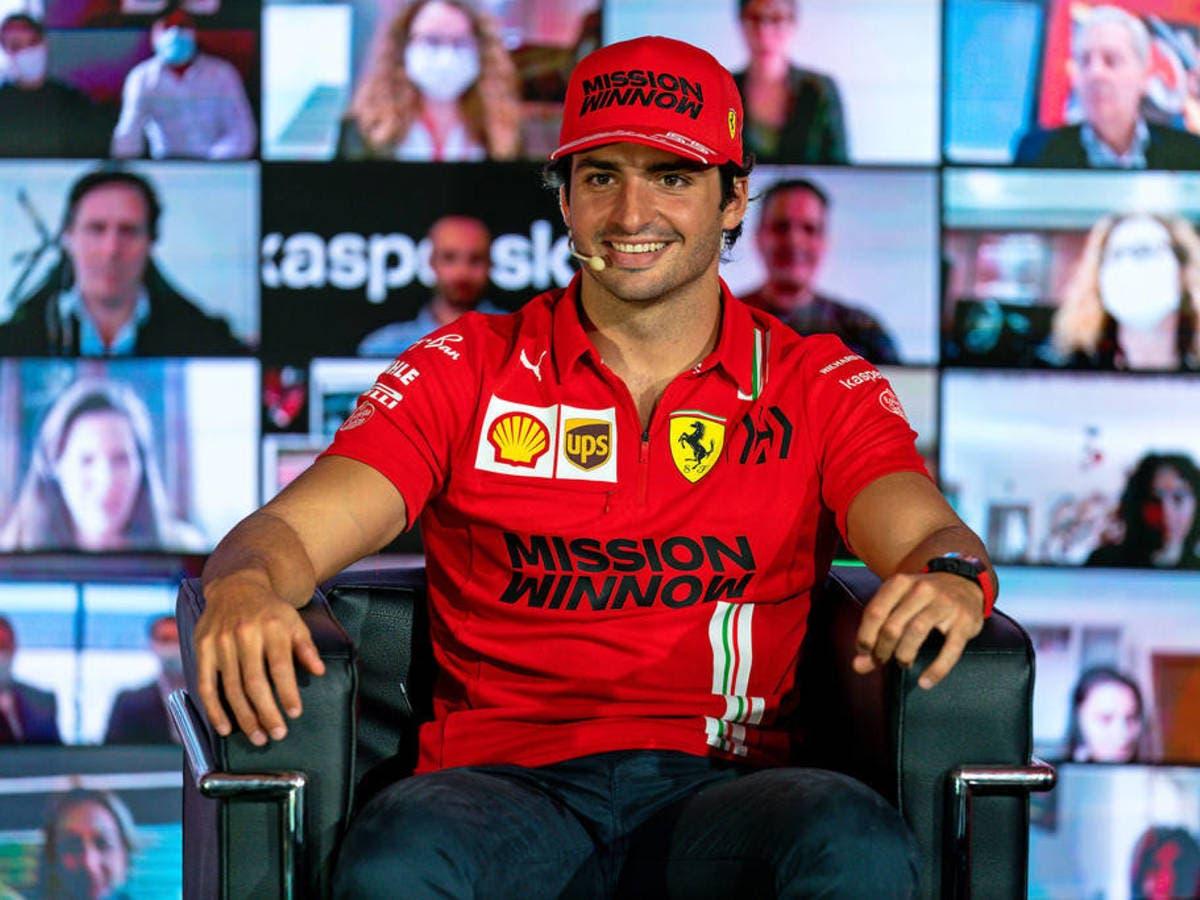 Ferrari Sainz