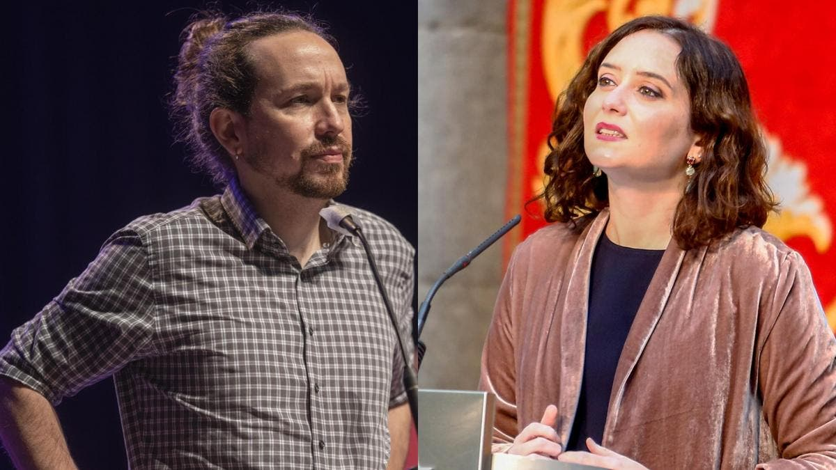 debate Ayuso Iglesias