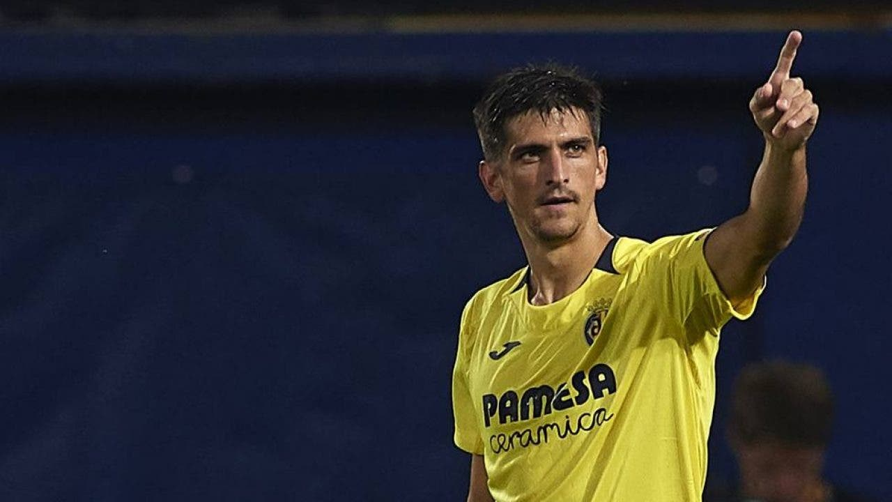 Gerard Moreno Espanyol