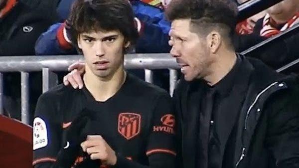 entrenador Atlético
