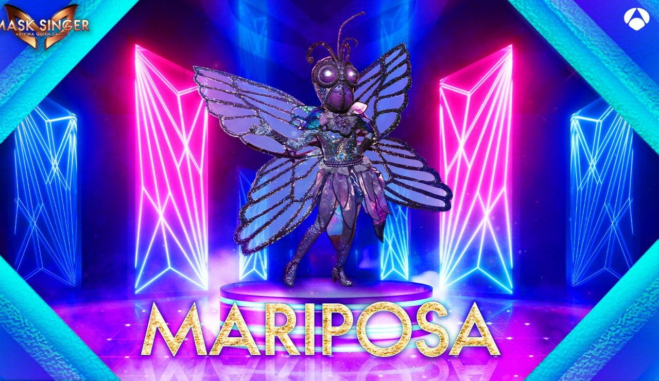 Mask Singer Mariposa