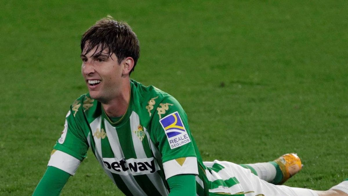 Betis lateral