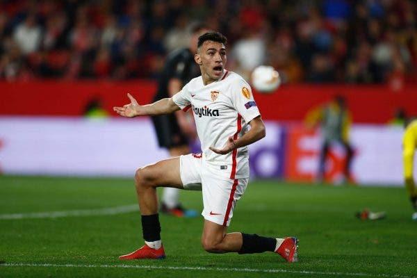 Sevilla jugador