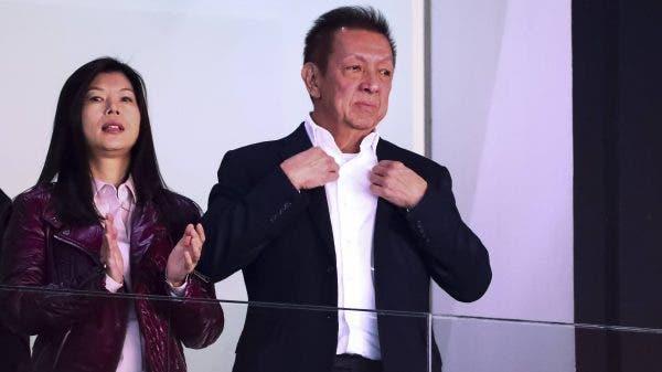 Peter Lim gestión
