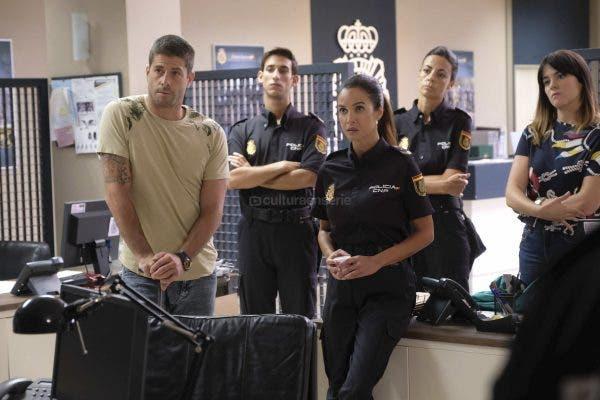 asesino policías servir
