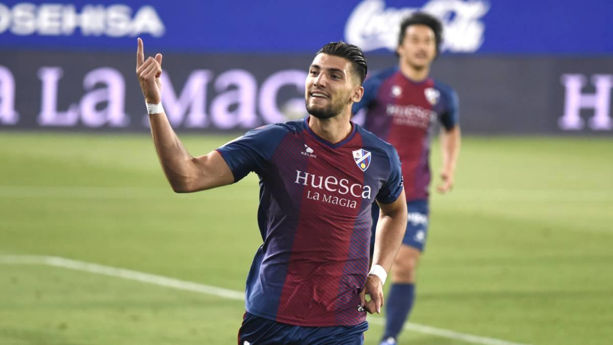 Rafa Mir Espanyol