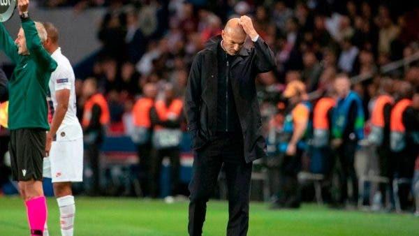 bajas Real Madrid