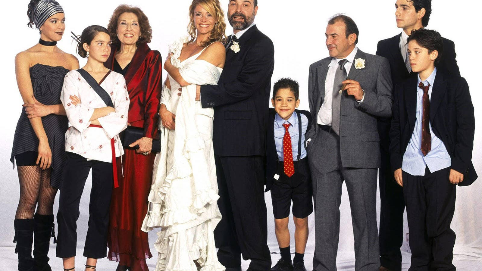 Los Serrano Telecinco