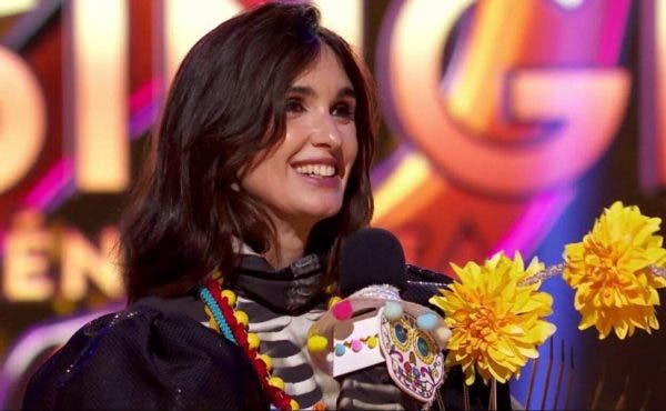 Mask Singer Paz Vega