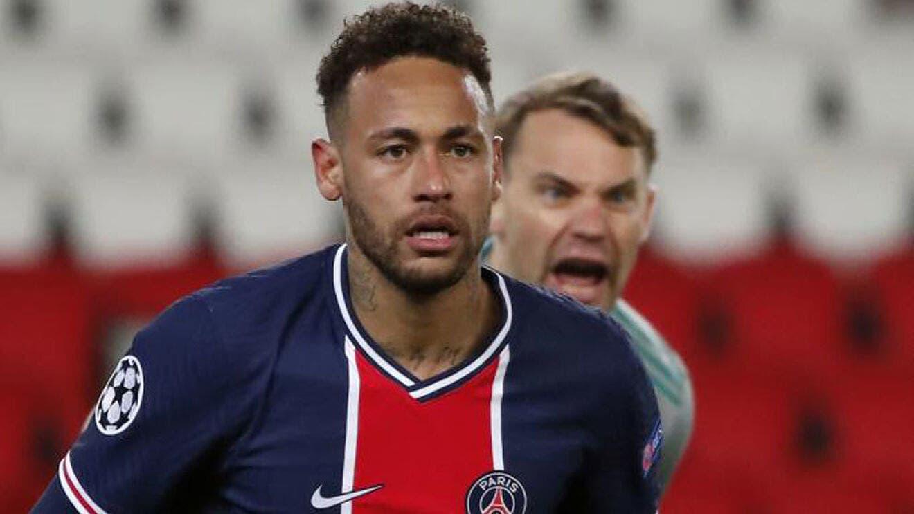 Neymar Barcelona fichaje