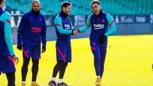 Barcelona lesión
