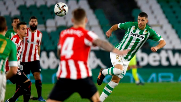 Betis Vs Athletic de Bilbao
