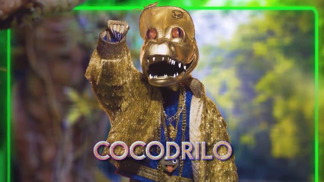 Cocodrilo Mask Singer