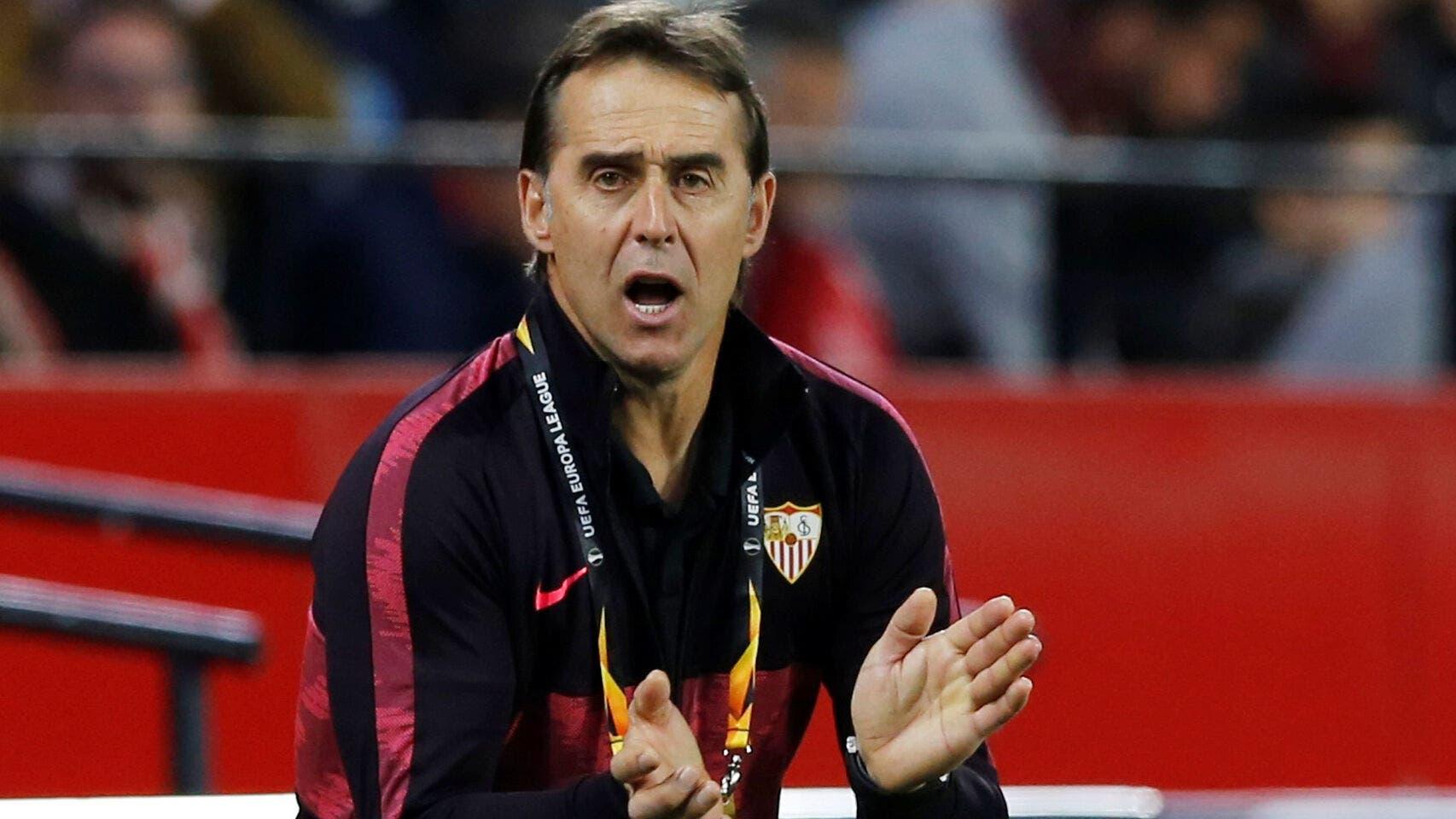 Sevilla objetivo