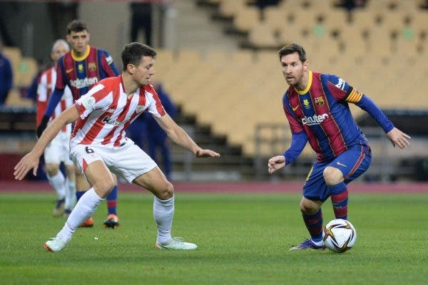 final Athletic Barcelona