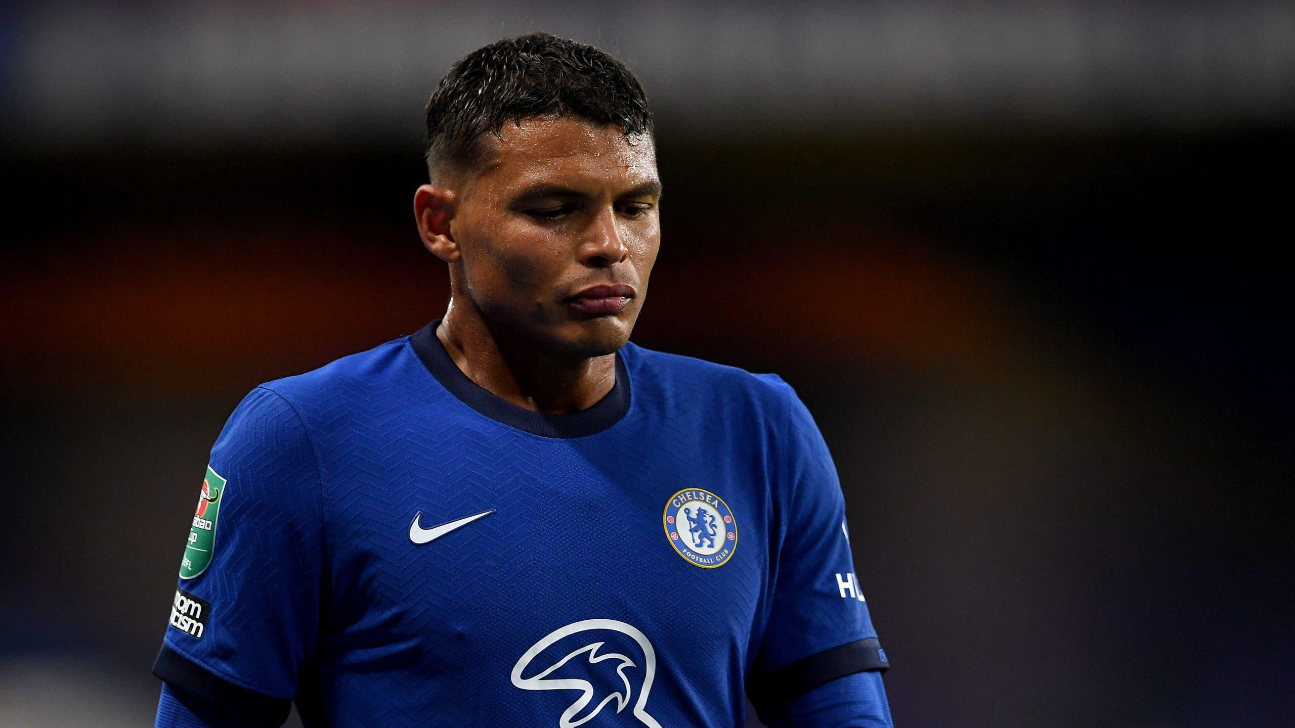 Thiago Silva Chelsea
