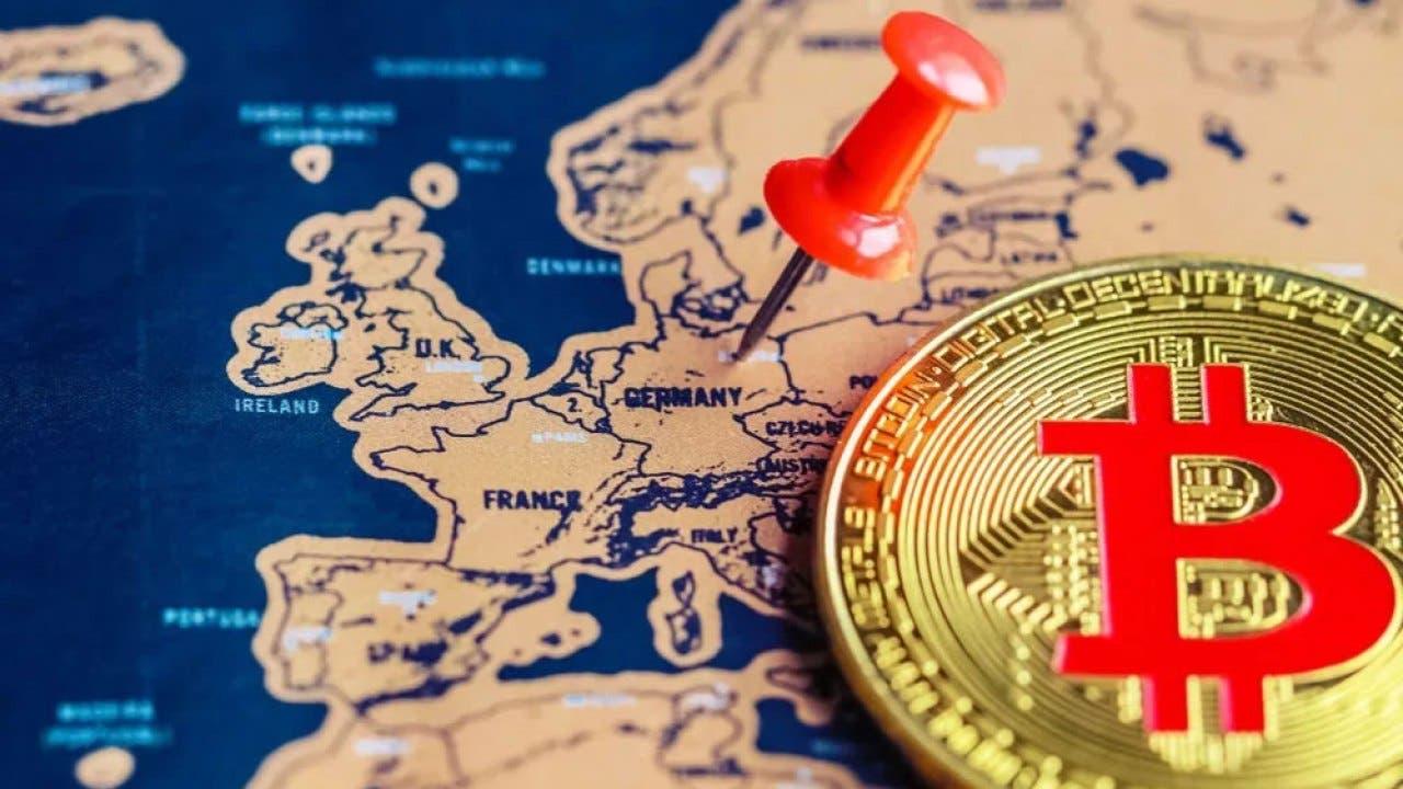 Alemania bitcoin