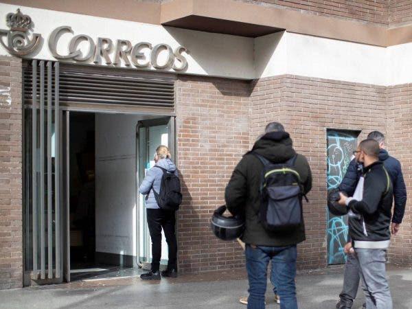 votos correos Madrid