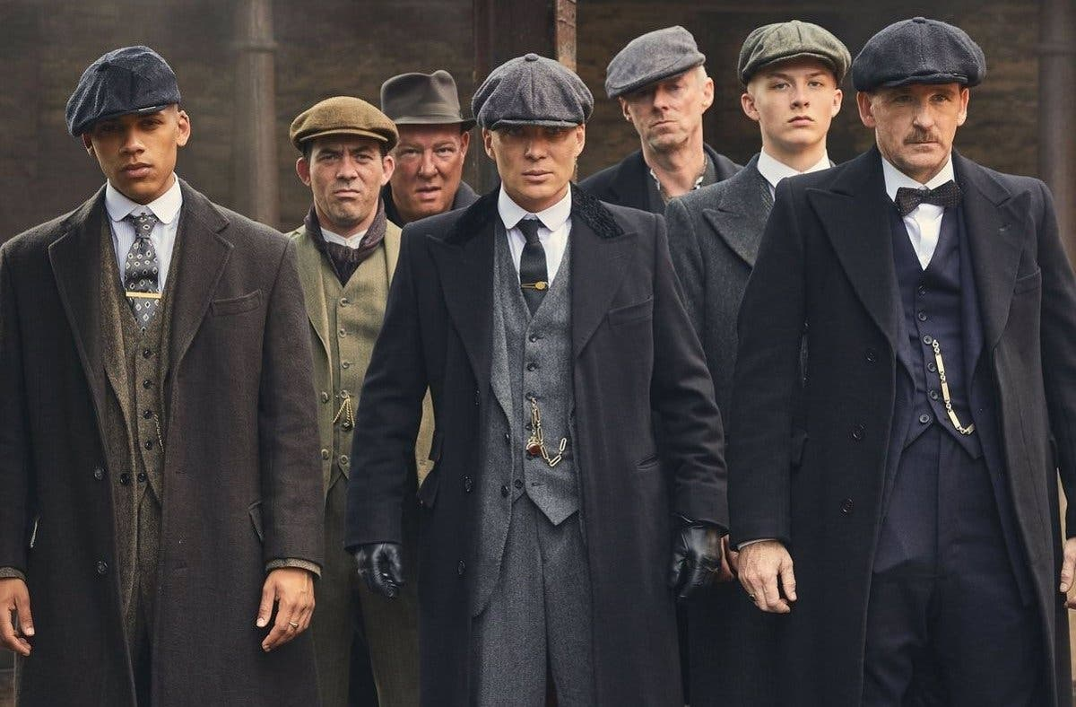 sustituto Tommy Shelby