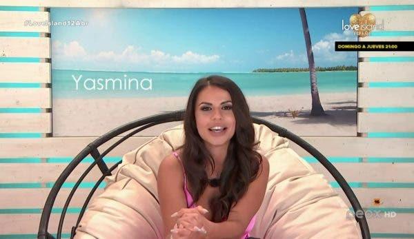 Yasmina Love Island