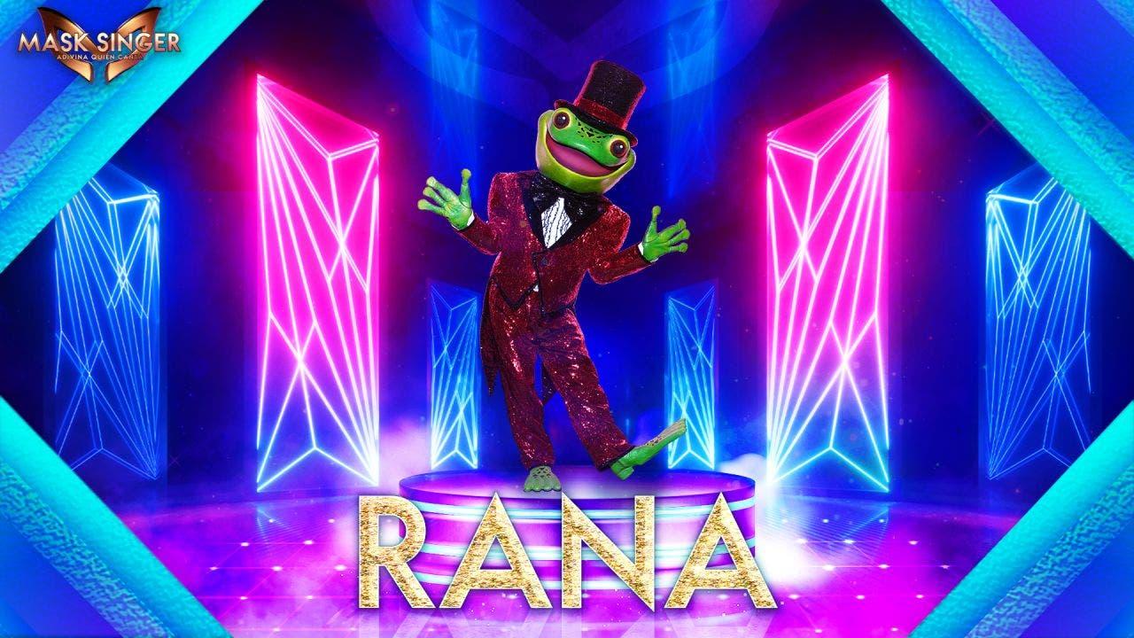 Mask Singer Rana