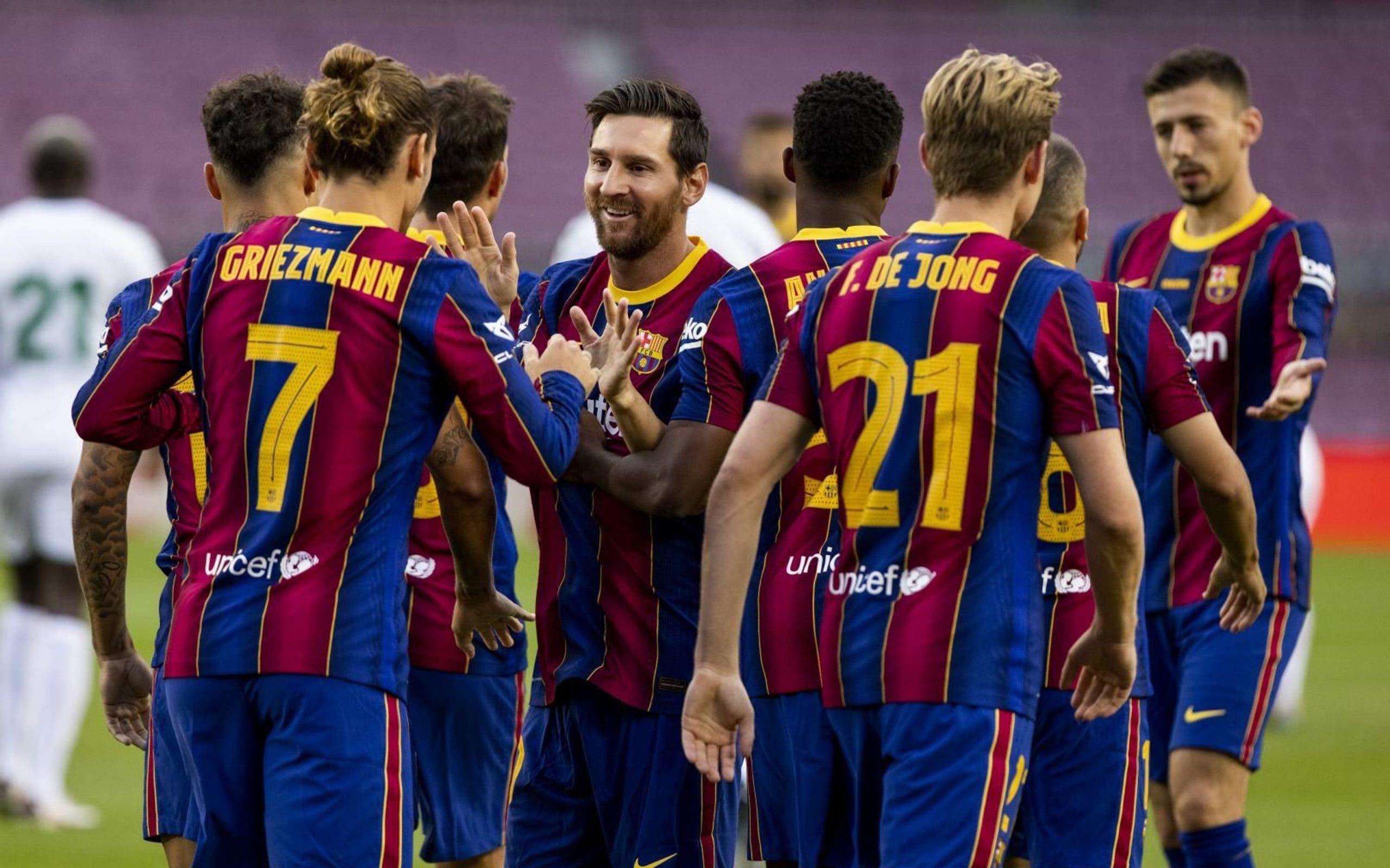 Barcelona Everton