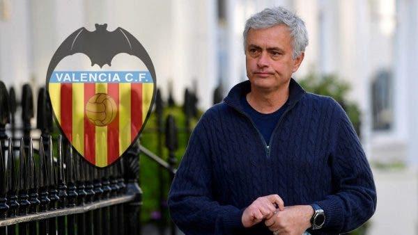 Mourinho Nápoles