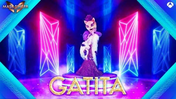 Mask Singer Gatita