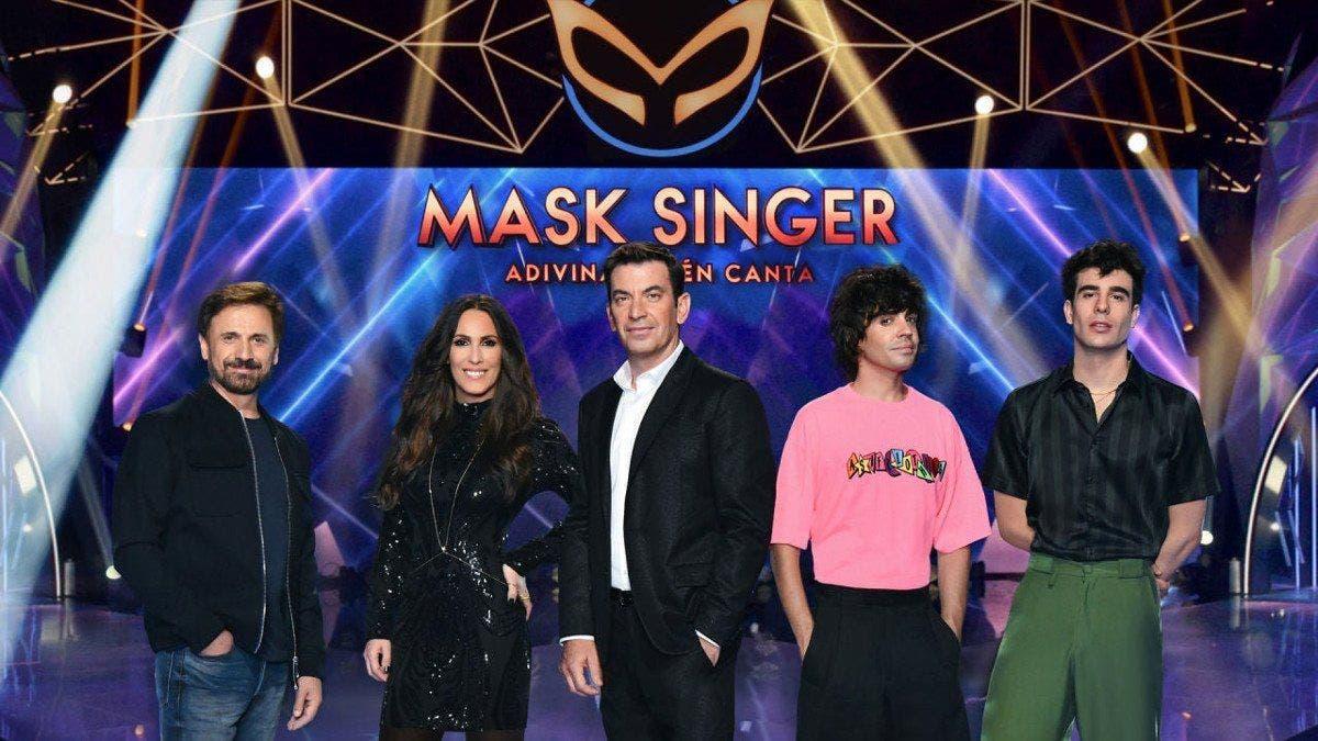 Mask Singer investigadores