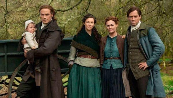 Outlander temporada 6