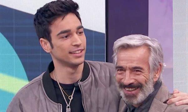 Imanol Arias hijo