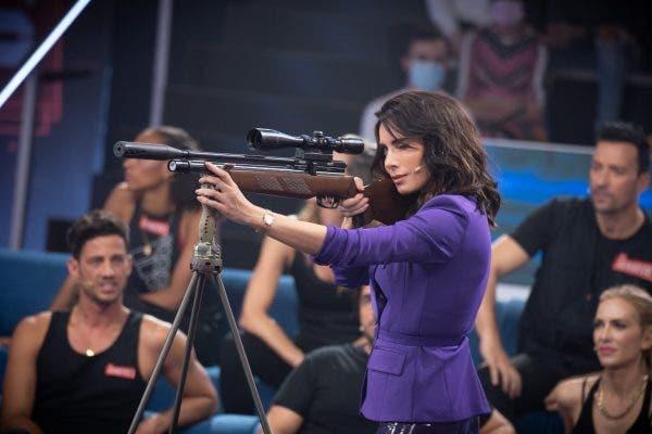 Pilar Rubio Desafío