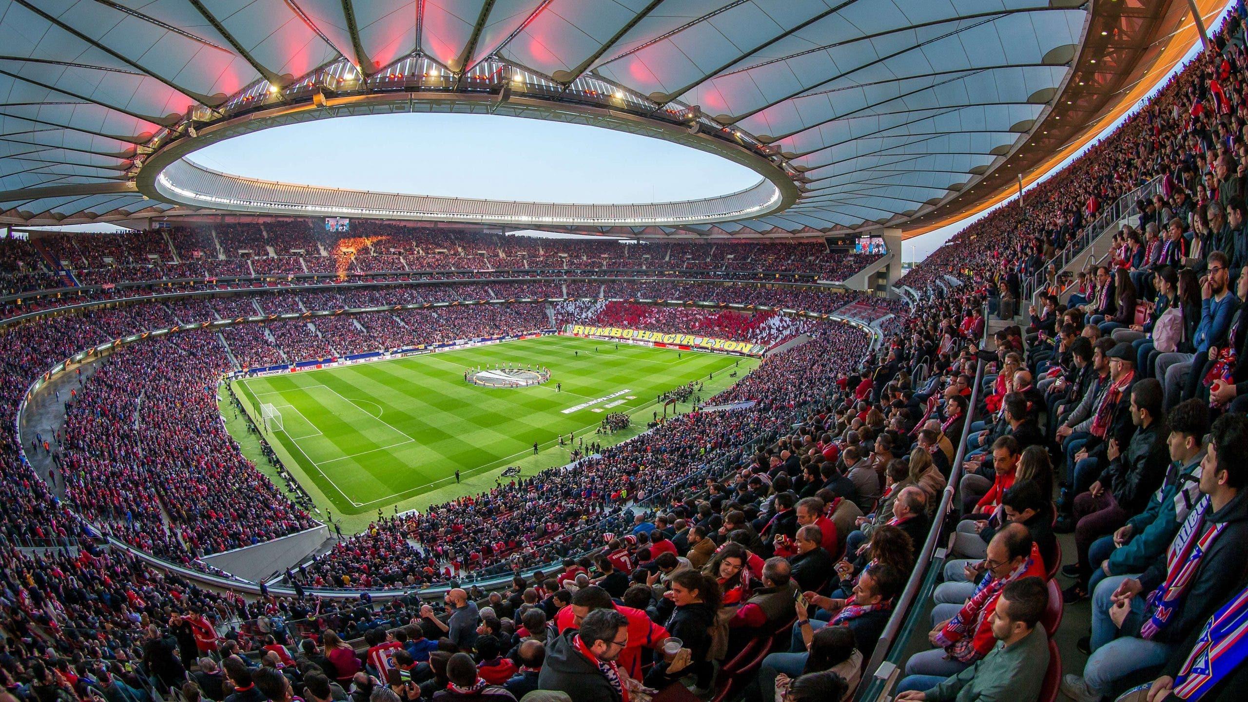 Público estadios