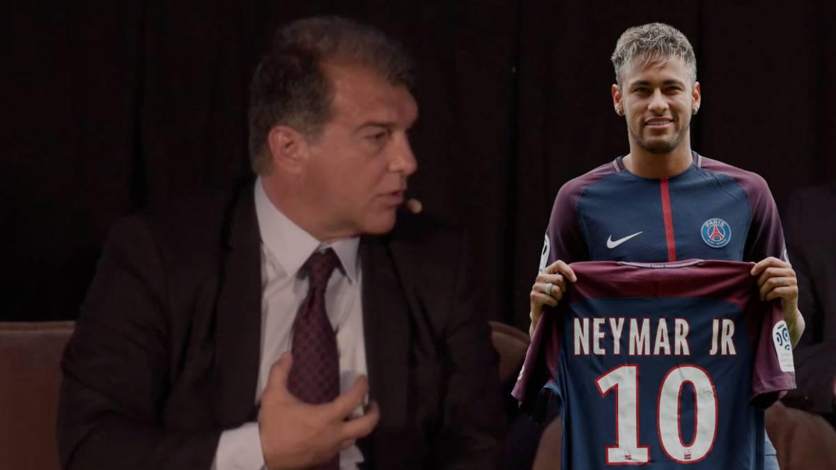 operación Neymar