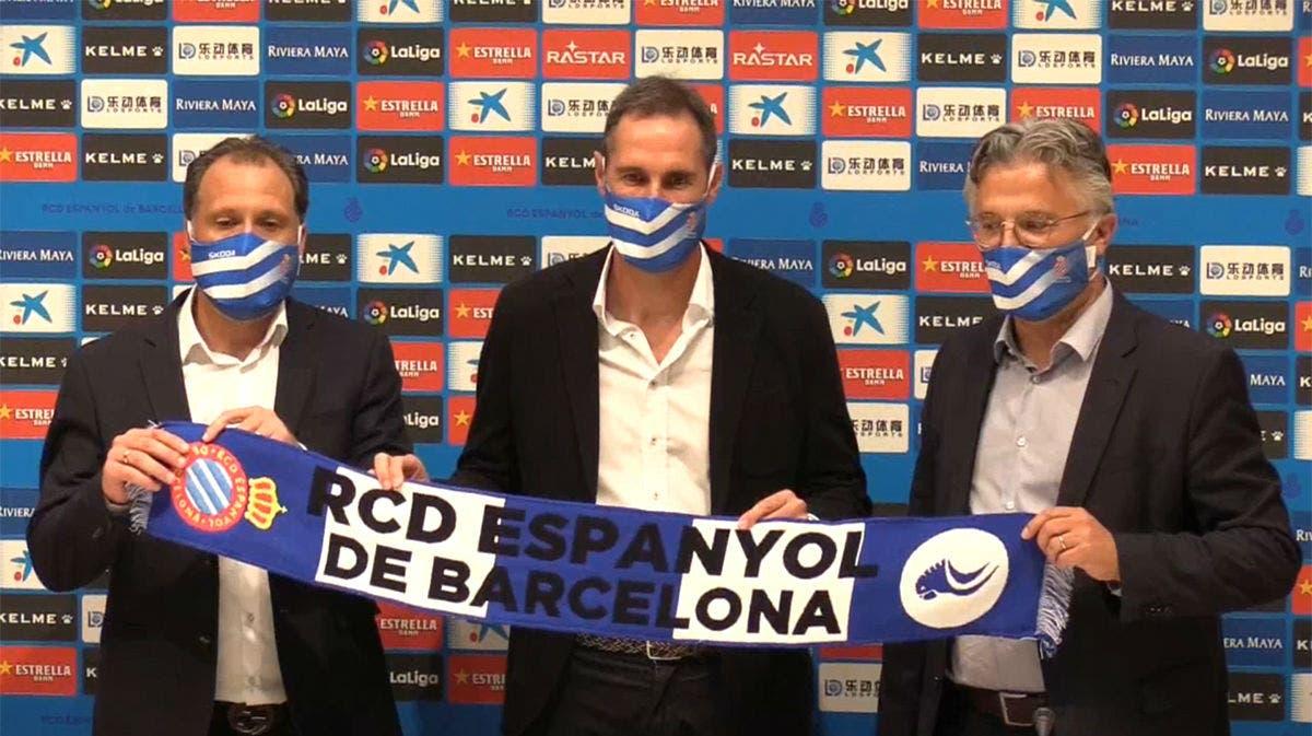 Espanyol centrocampista
