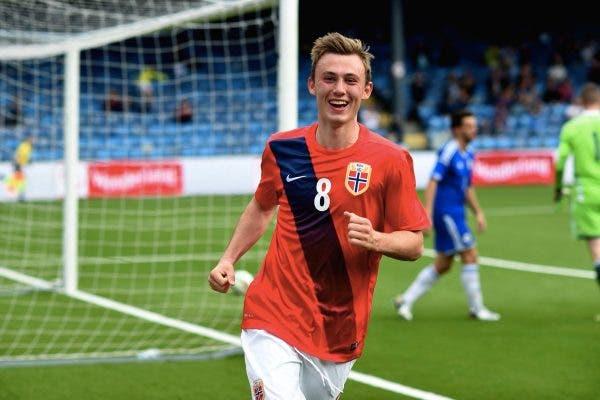 Fredrik Aursnes Atlético