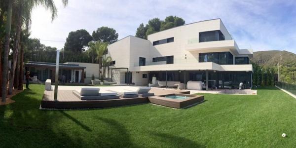Casa Leo Messi
