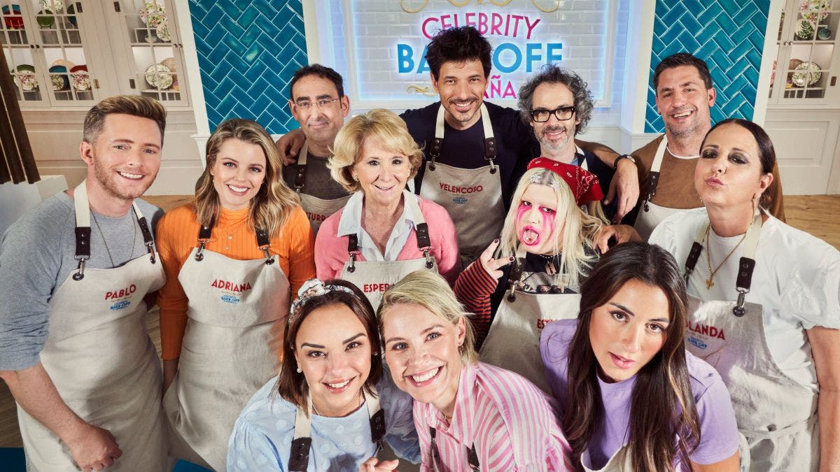 Celebrity Bake Off Fichajes