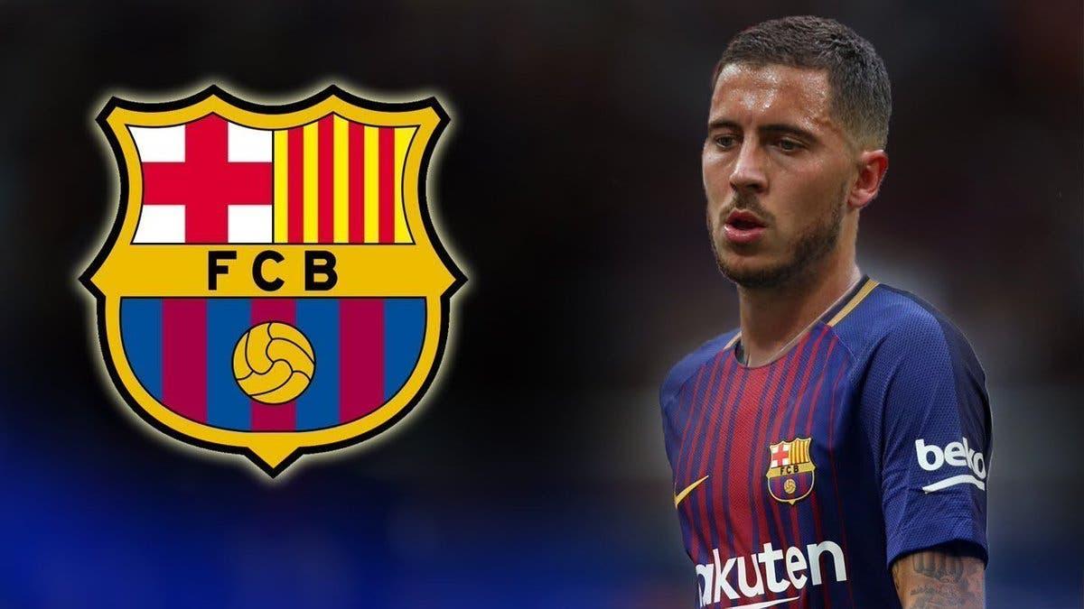 Hazard Barcelona