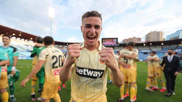 Espanyol ascenso