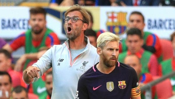 Barcelona Klopp