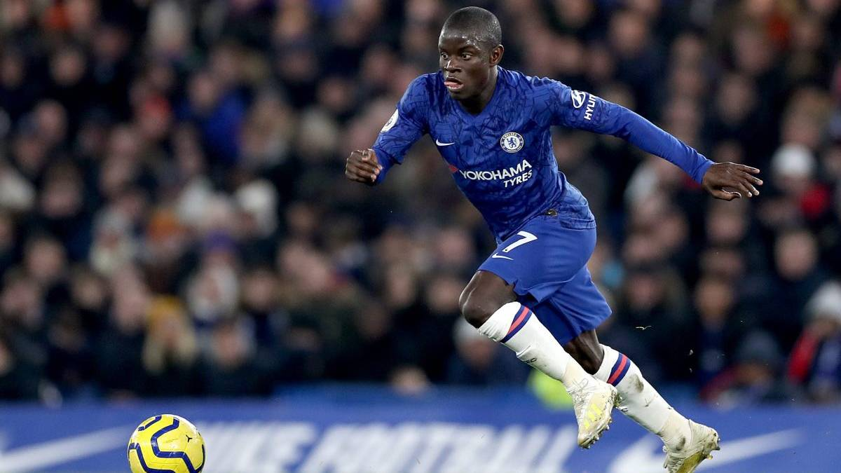 Real Madrid Kanté
