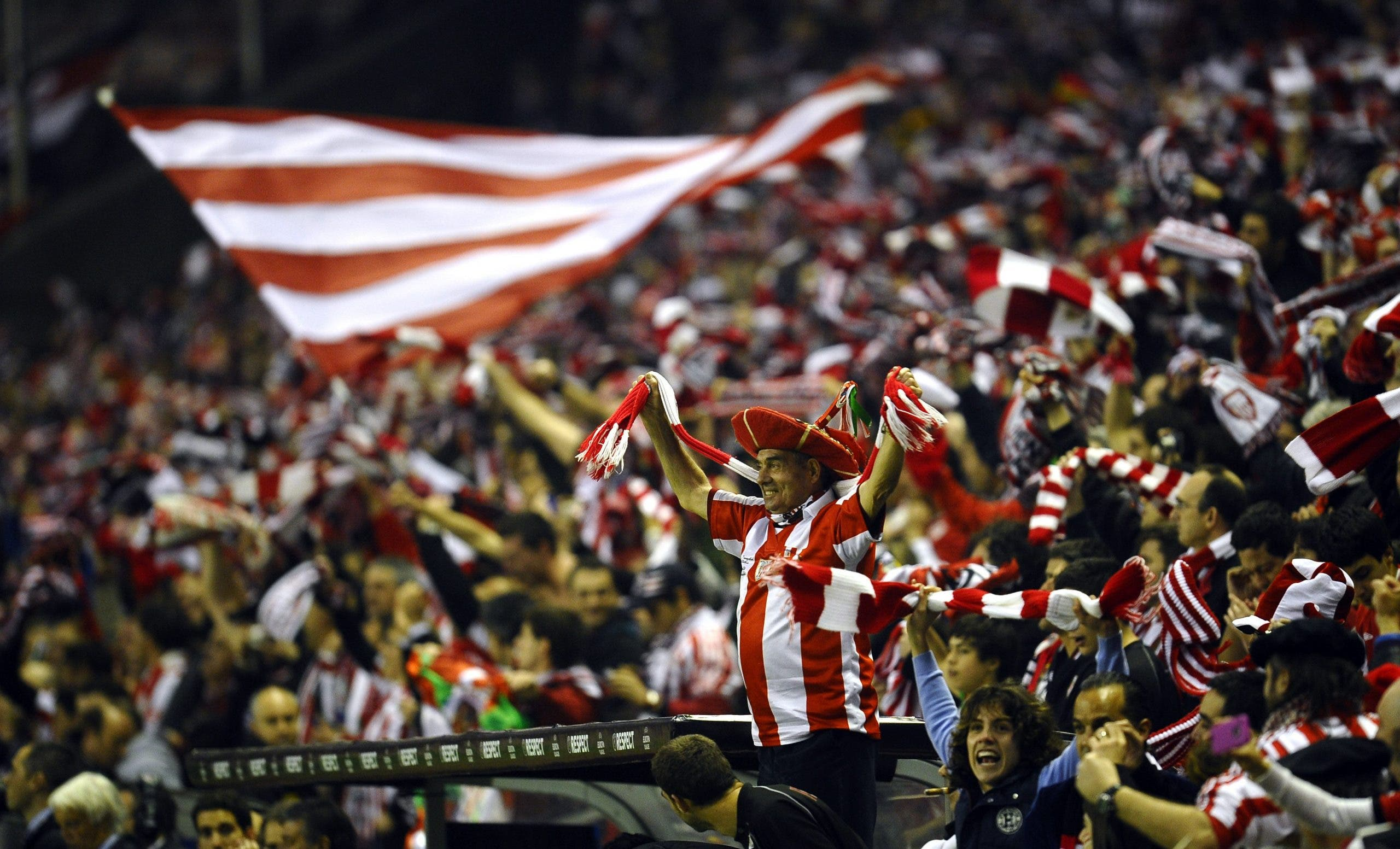 Athletic socios