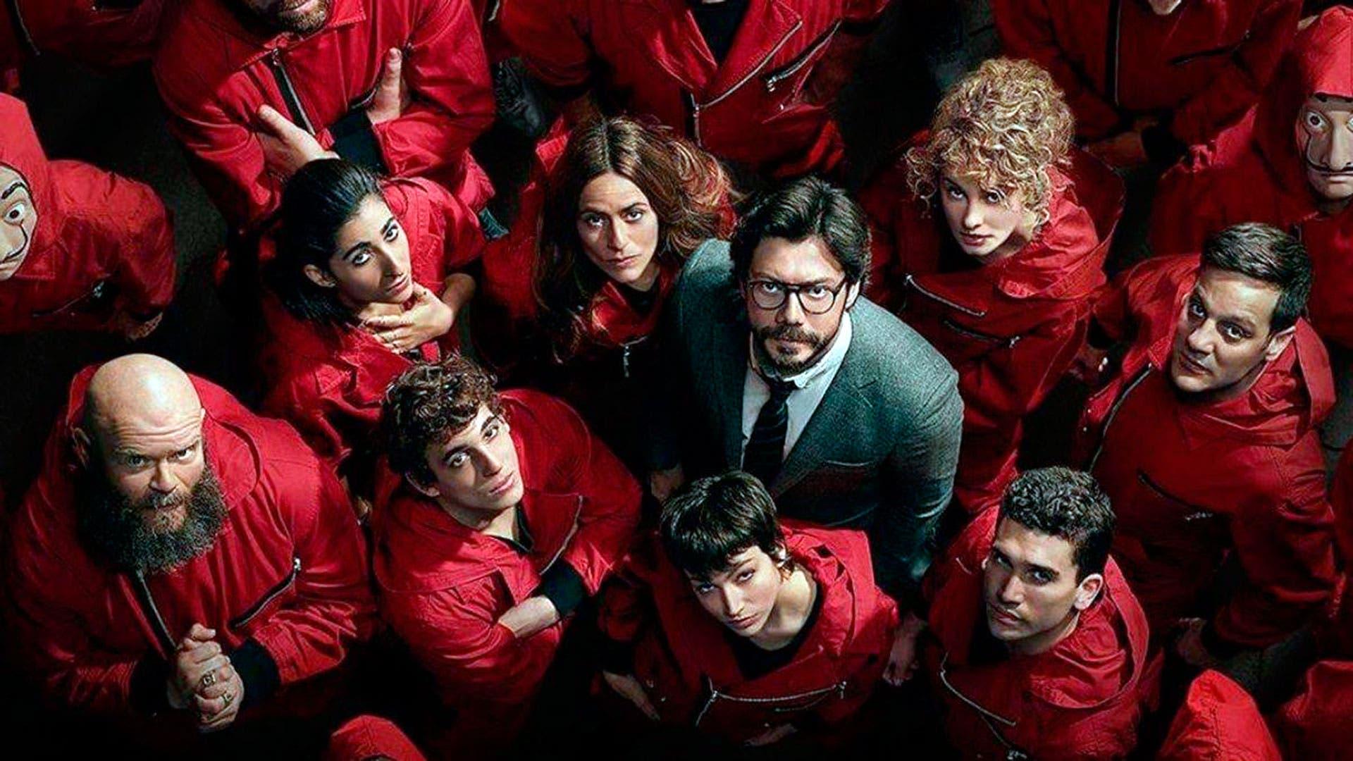 Casa Papel quinta temporada