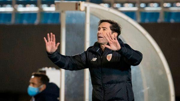 Athletic entrenador